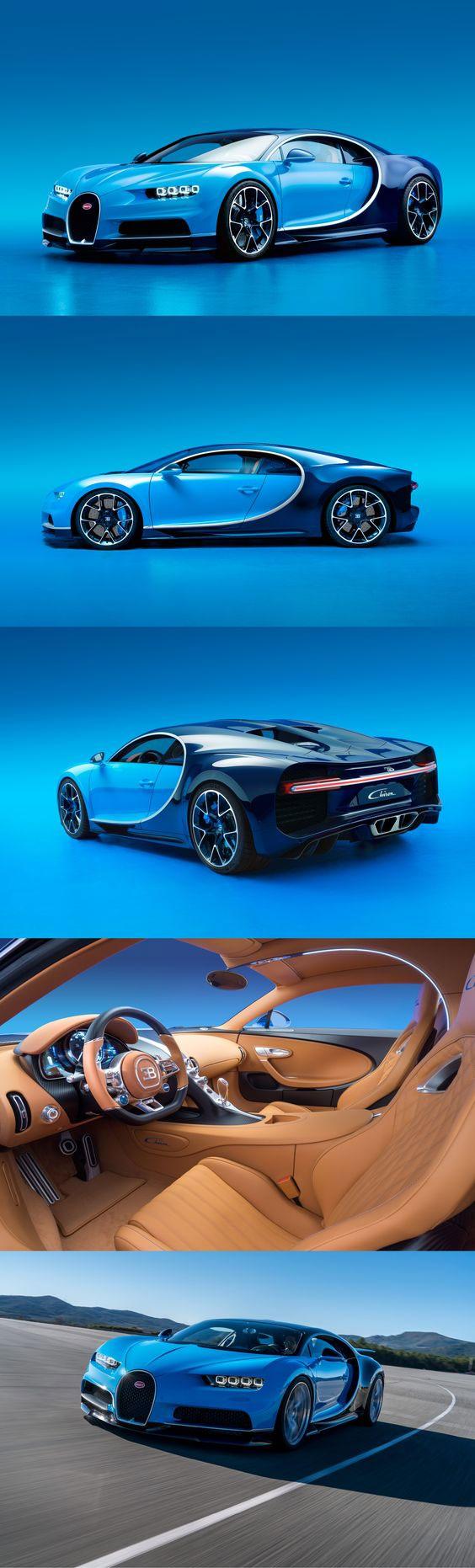 Bugatti Chiron 360 Derece Fotoğrafları
